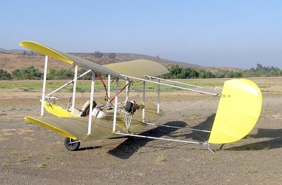 FORUM DU DELTAPLANE -> Basic Ultralight Gliders